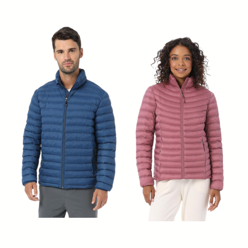 Extra 70% Off 32 Degrees Lightweight Recycled Poly-Fill Packable Jackets