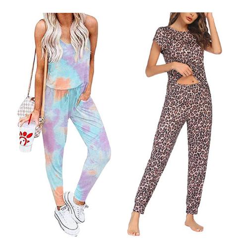 Save 50% on Women's PJ Loungewear Sets on Amazon