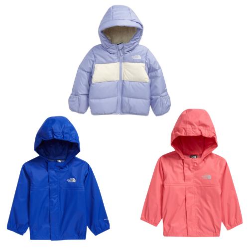 Save 40% Off Kids North Face Jackets at Nordstrom Rack