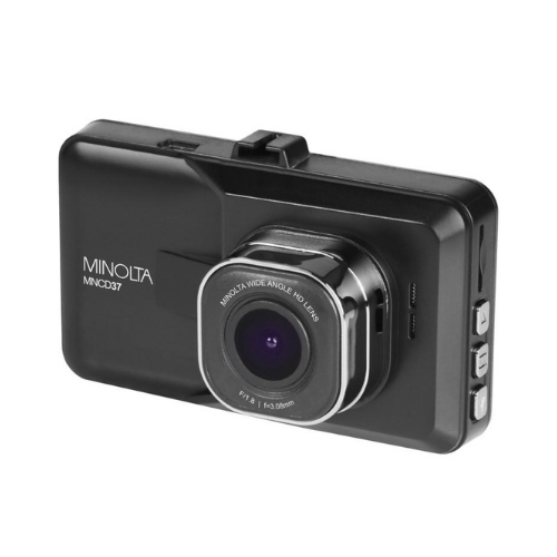 Minolta LCD Screen Dash Cam for only $49 on HSN