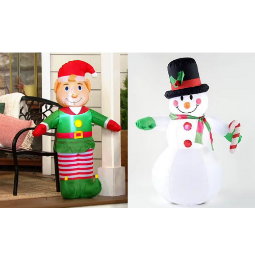 Holiday Inflatables for only $17.37