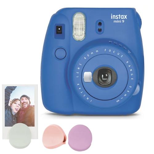 ONLY $44.96 Fujifilm Instax Mini 9 Film Camera + Accessories