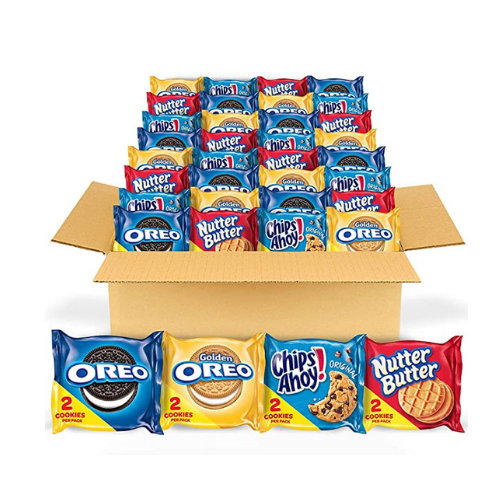 Only $12.88 Cookie Variety Snack Packs on Amazon