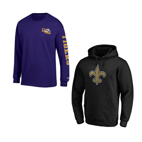 Up to 70% Off NFL & NCAA Fan Gear on Zulily