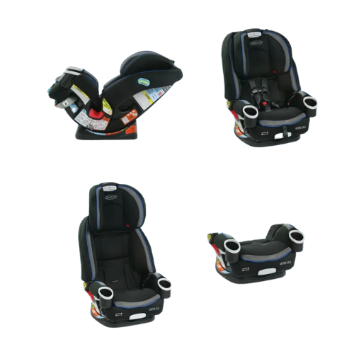 Almost $100 OFF Graco 4Ever® DLX 4-in-1 Car Seat