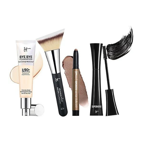 Over 70% Off IT Cosmetics It's Your Bye Bye Complexion Collection on QVC