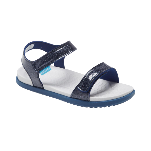 $9.99 Kids' Shoes Charley Glitter Water Friendly Sandal at Nordstrom Rack