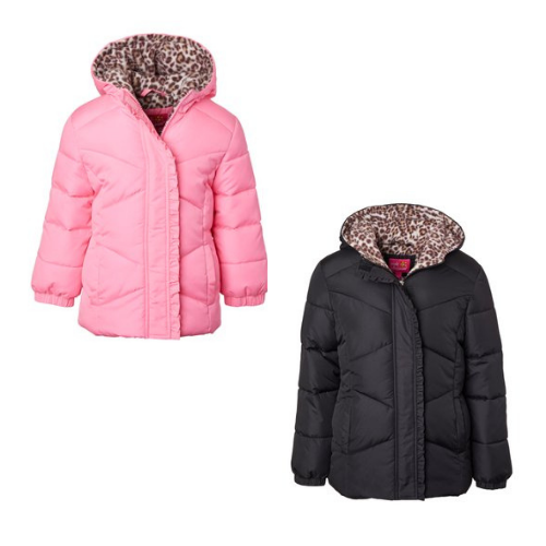 Up to 75% Off Kids' Puffer Jackets on Zulily
