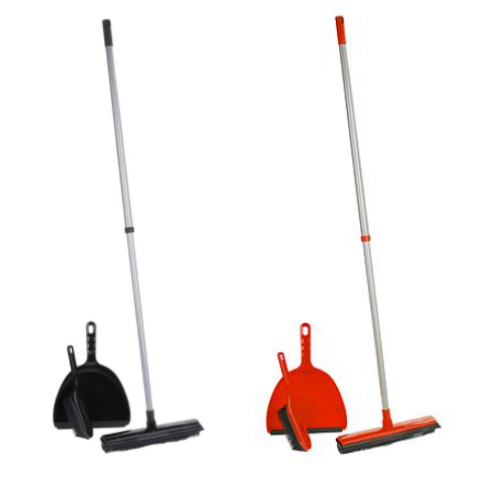 ONLY $14.95 Simply Natural Rubber Broom Set
