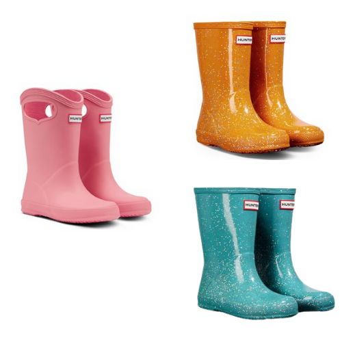 Up to 55% OFF Kid's Hunter Boots on Zulily