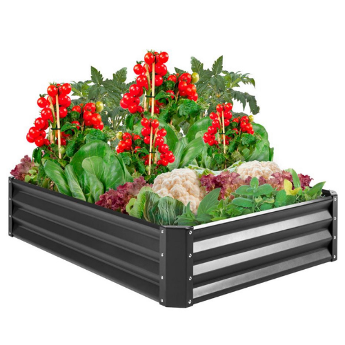 OVER 50% Off Outdoor Metal Raised Garden Bed on BCP