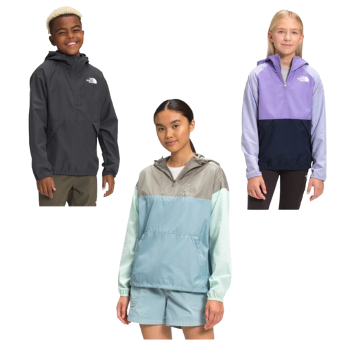 30% Off Hooded North Face Jackets for Women & Kids
