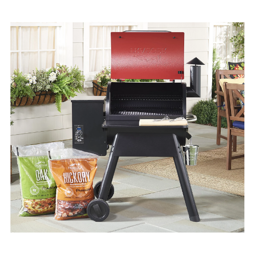 30% Off Traeger Prairie Wood Fired Grill & Smoker