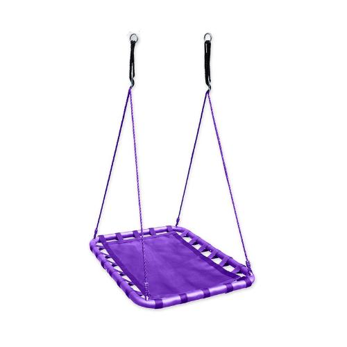 Over 60% Off HearthSong Purple Mega Mat Platform Swing on Zulily