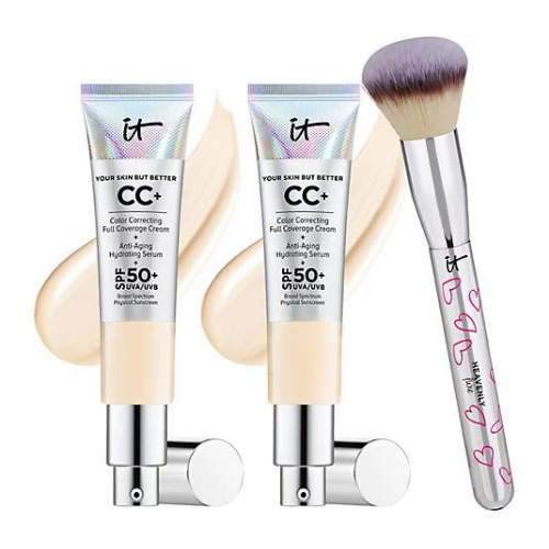 Only $40 for a $127 Value for IT Cosmetics Bundle on QVC