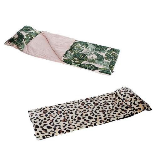 Almost 50% Off South Street Loft Plush Sleeping Bag on HSN