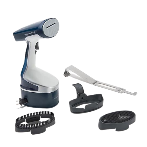 Over 50% Off the Rowenta Handheld Cordreel Steamer w/ Accessories