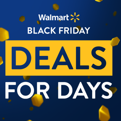 Sneak Peak! 2021 Walmart Black Friday Deals