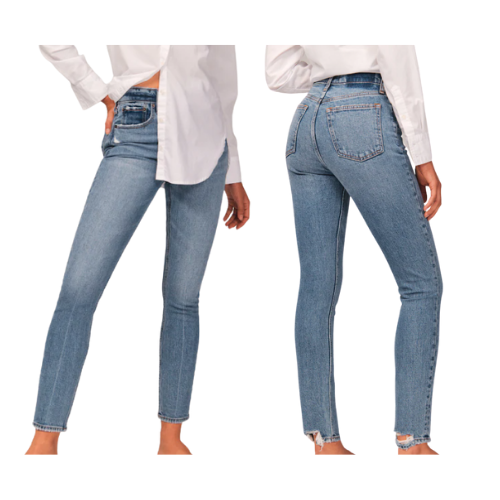 20% OFF Select Abercrombie & Fitch Jeans